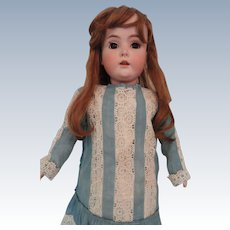 Big Beautiful 31 Inch Antique Kestner 171 Doll