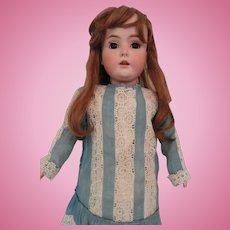 Big Beautiful 31 Inch Antique Kestner 171 Doll