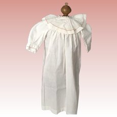 Wonderful Early Doll Dress