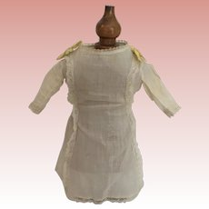 Sweet  Old Small Size Doll Dress