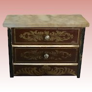 Antique Biedermeir Chest of Drawers ca. 19th Century