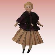 """German Dollhouse Doll 5"""""""