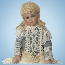 Darling Artist Made Porcelain Doll 4""