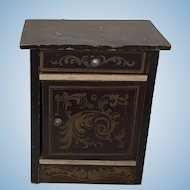 Wonderful Dollhouse Biedermeier Night Stand