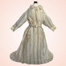 Antique Doll Dress for Fashion Doll