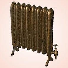 Dollhouse Metal Heater or Radiator