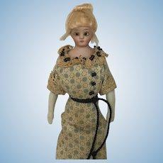 "Sweet Simon & Halbig #1160 6"" Doll"
