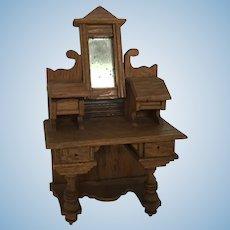 German Dollhouse Dresser