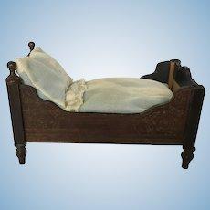 Beautiful Biedermeier Youth Bed 19th century