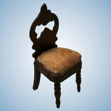 Biedermeier Dollhouse Chair
