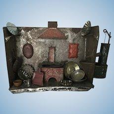 Early Tin Kitchen