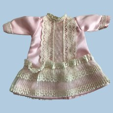 Sweet Tiny Dress for All Bisque Doll