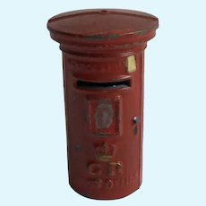 Dinky toy Red mail Collection Box
