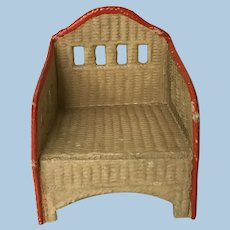 Wonderful Korbi Dollhouse Chair