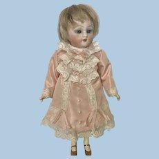 "Sweet 7"" Bisque Simon Halbig Doll Flapper"