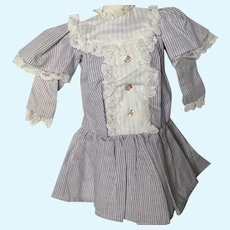 Beautiful Doll Dress Artist Handmade