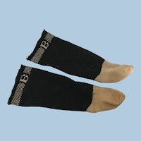 Wonderful Doll Socks