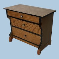 Beautiful German Chest  with Chair