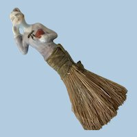 Early China Doll Brush/Wisk