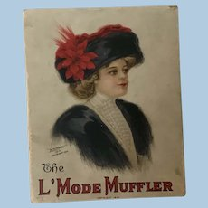 Wonderful Ladies Muff Box L Mode