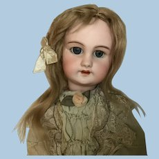 "Beautiful S.F.B.J. DEP 15"" Bisque Doll"