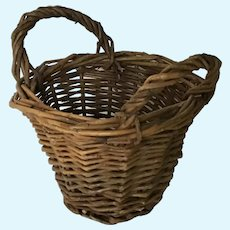 Sweet Small Basket for Doll