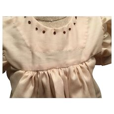 Sweet Doll Dress for Vintage Doll