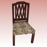 Tynietoy Sheraton Chair ca. 1920's -30's