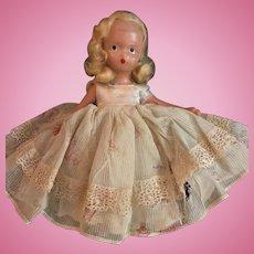 Sweet  Nancy Ann Story Book Doll