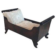 Rock & Graner Bed ca. 1860