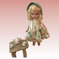 Adorable Nancy Ann Story Book Doll