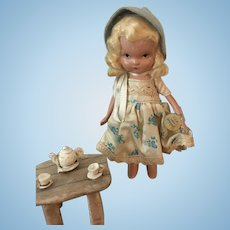 Adorable Nancy Ann Story Book Doll