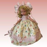 Sweet Nancy Ann Bisque Story Book Doll