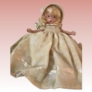 Sweet Nancy Ann Bisque Doll
