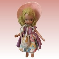 The sweetest Nancy Ann Story Book Doll Bisque