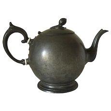 Britannia Teapot by Philip Ashburry & Sons. Sheffield c. 1860