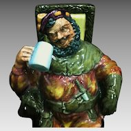 "Royal Doulton Figurine "" Foaming Quarts"""