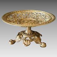 Dore' Bronze Tazza c. 1880