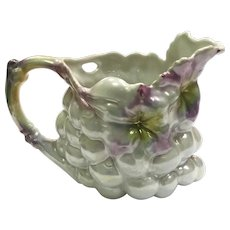 Royal Bayreuth Grape Pattern Creamer