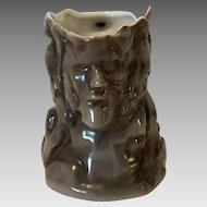 Royal Bayreuth Old Man of the Mountain Cream Pitcher