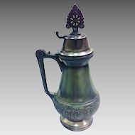 c. 1880 Syrup Jug