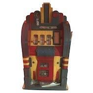 1933 Mills .10 Slot Machine works good!