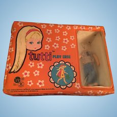 Mattel Tutti case with Todd body