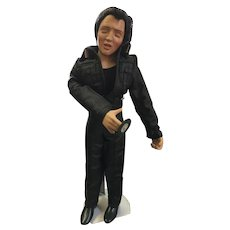 """17"""" Elvis Presley Hard To Find Limited Edition Doll!"""