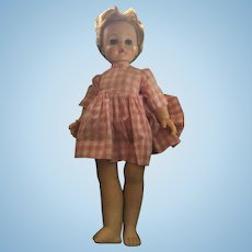 """14"""" Edith the Lonely Doll Madame Alexander"""