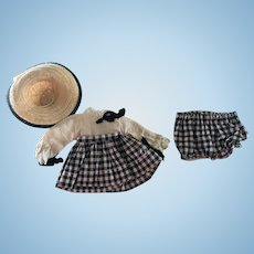 1953 Vogue Ginny Beryl Outfit!!