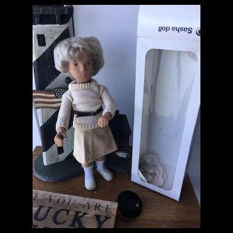 Blonde Sweater Sasha 207s Mint in  Box!