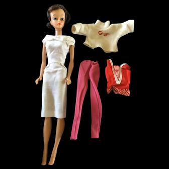Rare Hong Kong Lilli Barbie ! Beautiful!