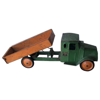 Huge Mack Dump Truck 1934 from Original Owner!