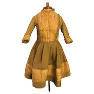 """Jumeau Wool Original Dress fits 22"""" Doll"""